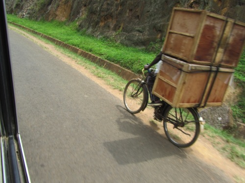 Bicycle boxes