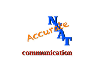 NEAT communication – Accurate