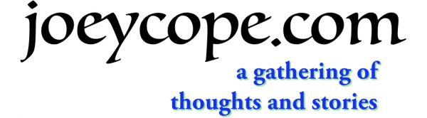 joeycope.com
